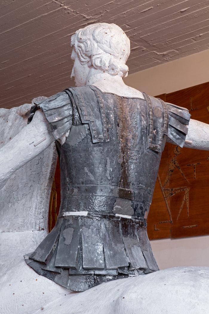Μέγας Αλέξανδρος: Η περιπέτεια ενός αγάλματος στην Αθήνα - εικόνα 3