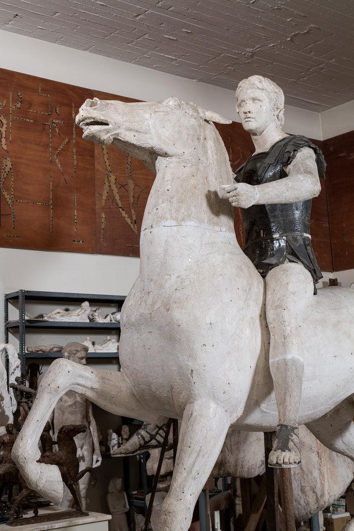 Μέγας Αλέξανδρος: Η περιπέτεια ενός αγάλματος στην Αθήνα - εικόνα 4