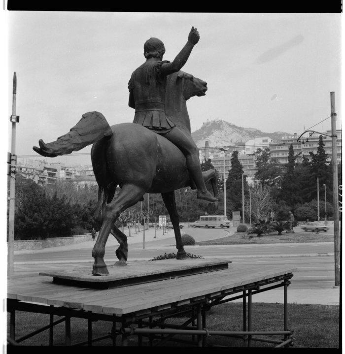 Μέγας Αλέξανδρος: Η περιπέτεια ενός αγάλματος στην Αθήνα - εικόνα 8