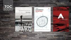 TOC BOOKS: Ποιήματα χαϊκού, η Αίτνα και ένα ταξίδι μέσα στη σιωπή