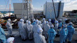 Tepco: Με μετανάστες θα καθαρίσουν τη Φουκουσίμα