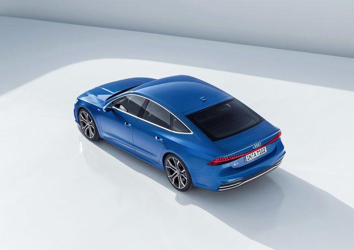 """Το Audi A7 είναι """"2019 World Luxury Car """""""