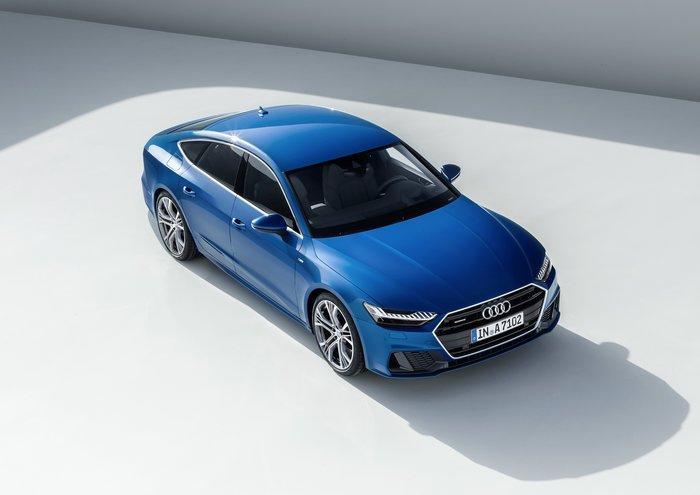 """Το Audi A7 είναι """"2019 World Luxury Car """" - εικόνα 3"""