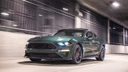 Η Ford Mustang  έγινε 55 και έσβησε κεράκια με …8άρια (video)