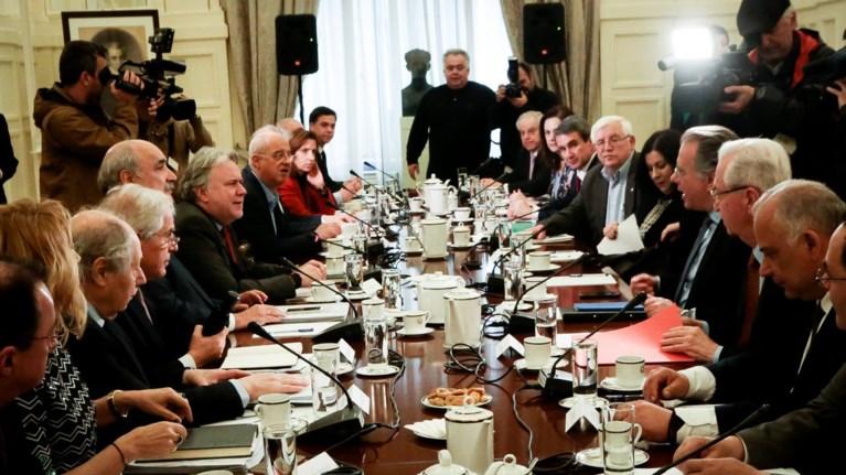 Προς συγκρότηση Συμβουλίου Εθνικής Ασφαλείας