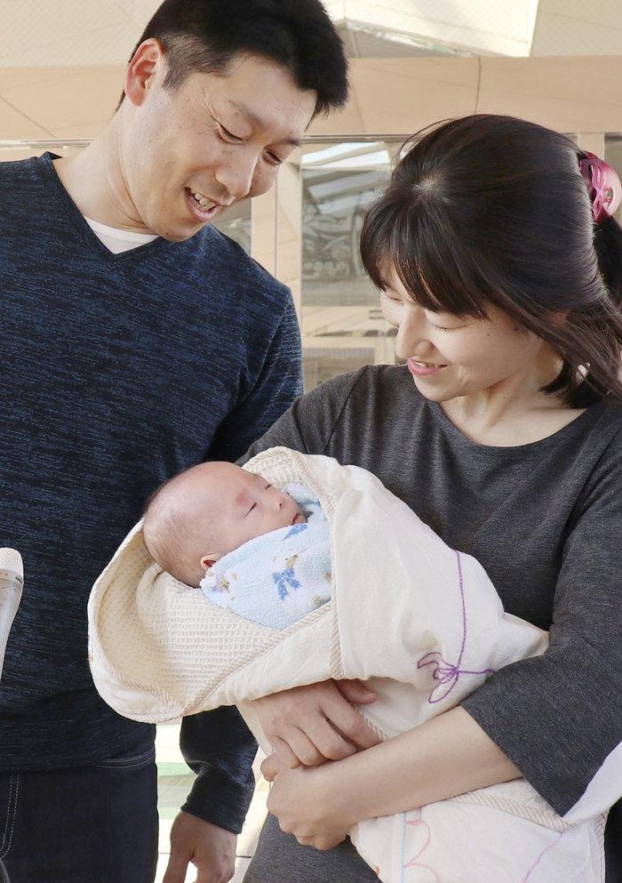Μεγάλωσε ο μπέμπης που γεννήθηκε μόλις 268 γραμμάρια!
