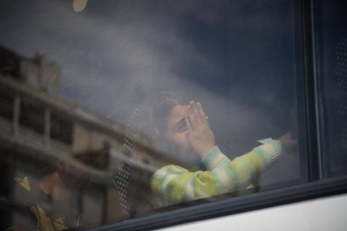 Αποχώρησαν οι πρόσφυγες από την πλατεία Συντάγματος