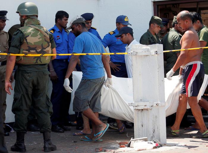 Σρι Λάνκα: Έφοδος σε σπίτι και επτά συλλήψεις για το μακελειό - εικόνα 9