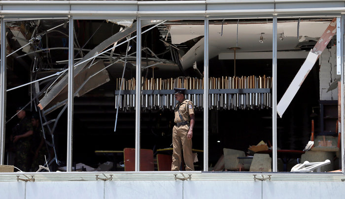 Σρι Λάνκα: Έφοδος σε σπίτι και επτά συλλήψεις για το μακελειό - εικόνα 8
