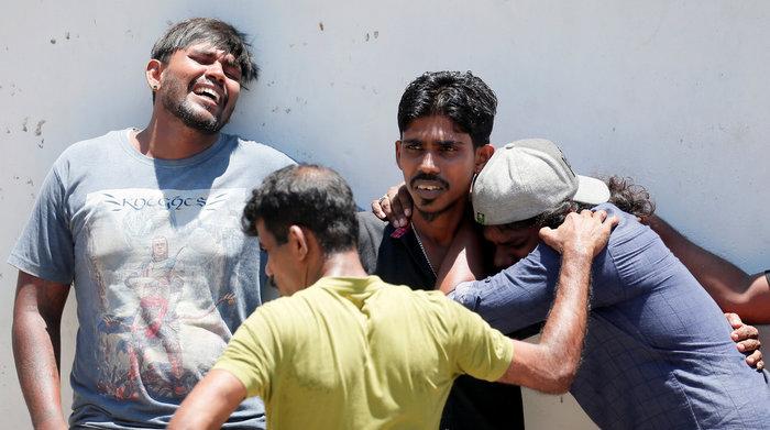 Σρι Λάνκα: Έφοδος σε σπίτι και επτά συλλήψεις για το μακελειό - εικόνα 7
