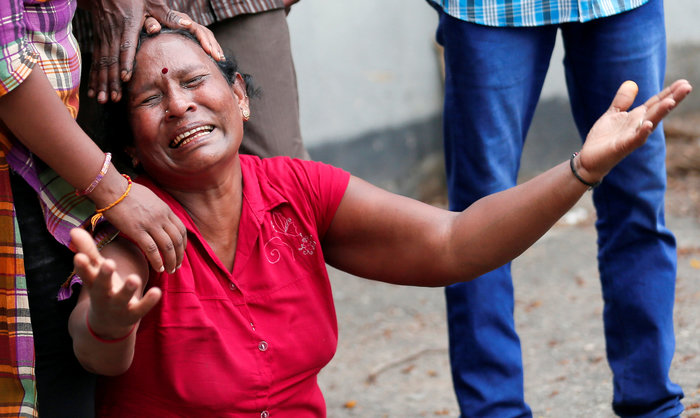 Σρι Λάνκα: Έφοδος σε σπίτι και επτά συλλήψεις για το μακελειό - εικόνα 3