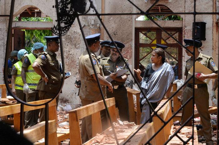Σρι Λάνκα: Έφοδος σε σπίτι και επτά συλλήψεις για το μακελειό - εικόνα 4