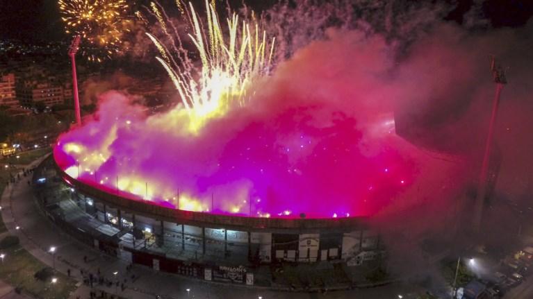 """""""Κάηκε"""" η Θεσσαλονίκη για το πρωτάθλημα του ΠΑΟΚ"""