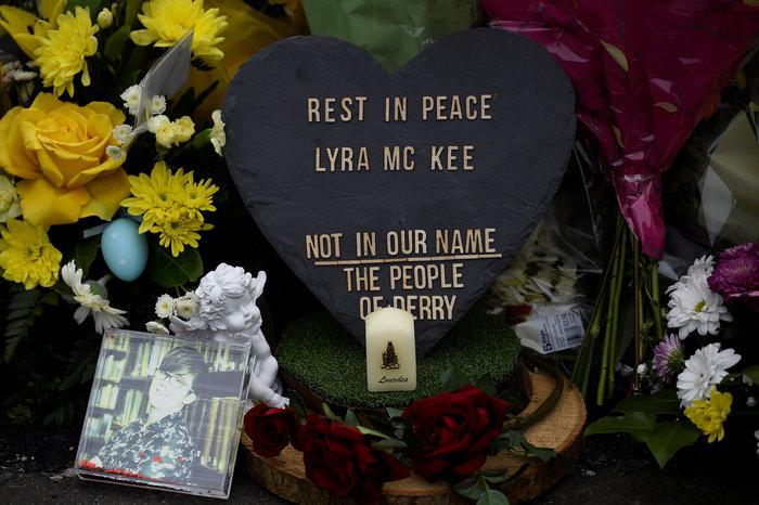 Ο Νέος IRA σκότωσε την 29χρονη δημοσιογράφο στο Λοντοντέρι (φωτό)
