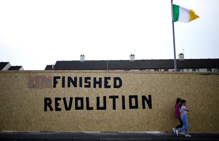 Ο Νέος IRA σκότωσε την 29χρονη δημοσιογράφο στο Λοντοντέρι (φωτό) - εικόνα 2