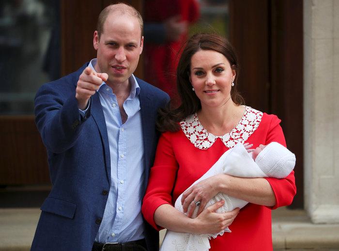 Γενέθλια στο παλάτι: Ο πρίγκιπας Λούις έγινε 1 έτους και μοιράζει χαμόγελα