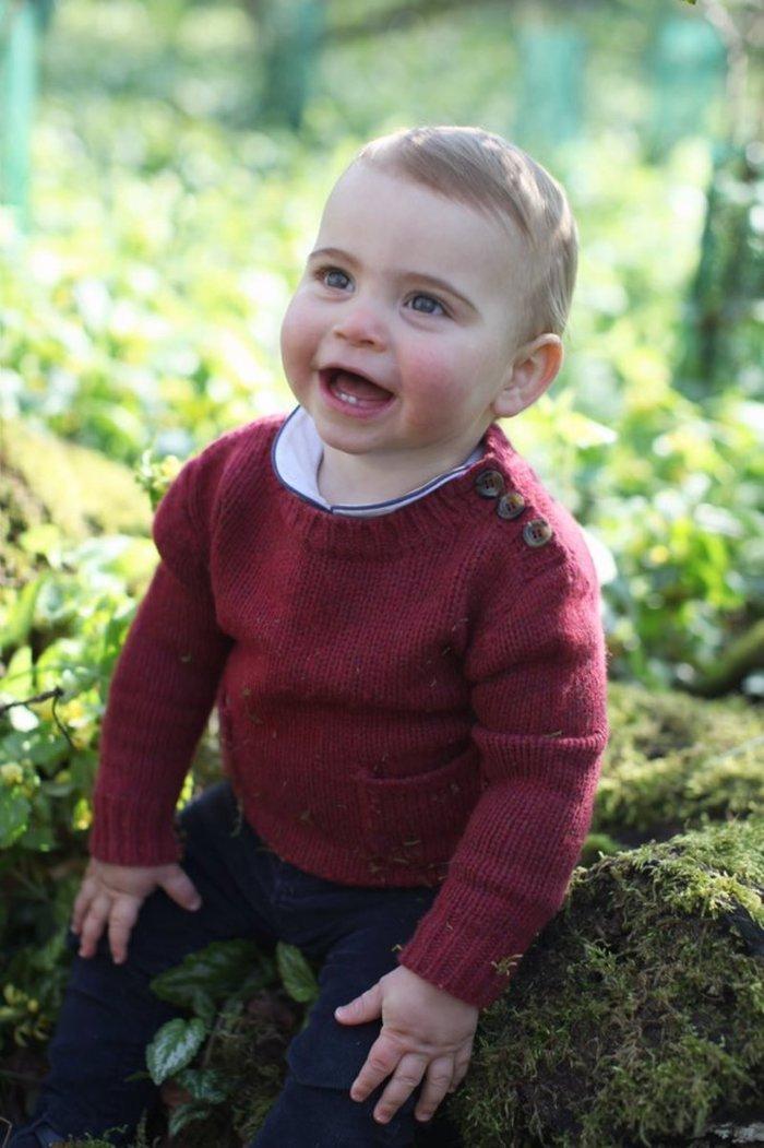 Γενέθλια στο παλάτι: Ο πρίγκιπας Λούις έγινε 1 έτους και μοιράζει χαμόγελα - εικόνα 3