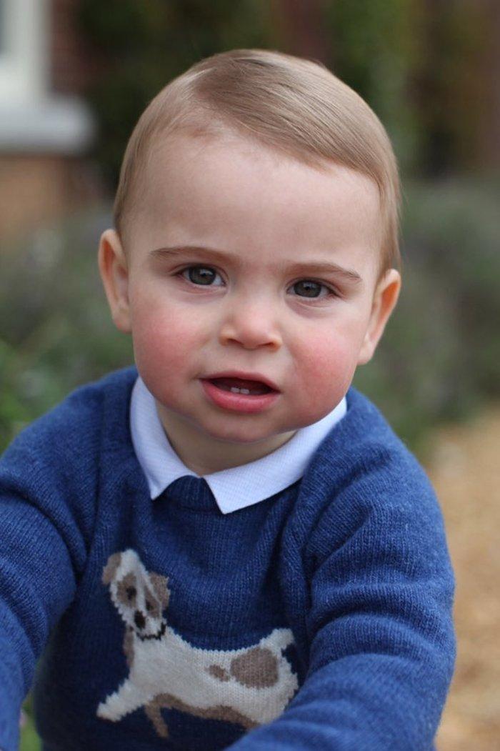 Γενέθλια στο παλάτι: Ο πρίγκιπας Λούις έγινε 1 έτους και μοιράζει χαμόγελα - εικόνα 5