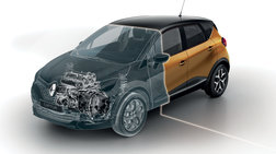 Renault Captur: Νέος κινητήρας Energy 1.3 TCe με 130 και 150 ίππους