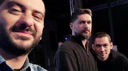Ο Λεωνίδας Κουτσόπουλος δεν είναι κοντός: το ύψος του είναι....