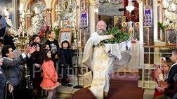 Η πρώτη Ανάσταση στη Χίο με ...ιπτάμενο ιερέα