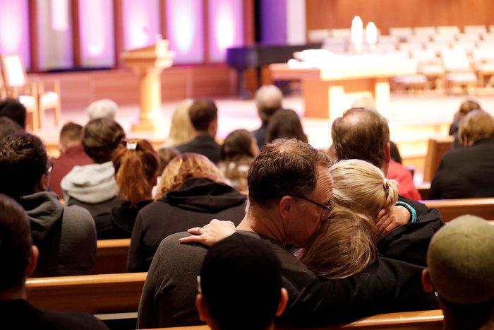 Εγκλημα μίσους σε εβραϊκή συναγωγή στο Σαν Ντιέγκο, 1 νεκρή - 4 τραυματίες