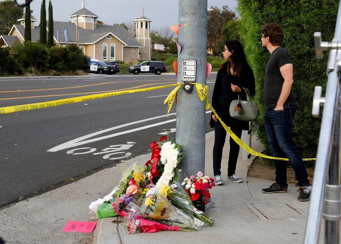 Εγκλημα μίσους σε εβραϊκή συναγωγή στο Σαν Ντιέγκο, 1 νεκρή - 4 τραυματίες - εικόνα 4