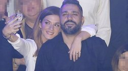 Λασκαράκη – Σουλτάτος: Παντρεύτηκαν κρυφά τη Δευτέρα του Πάσχα