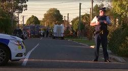 Σύλληψη άνδρα με πυρομαχικά στο Κράιστσερτς της Νέας Ζηλανδίας