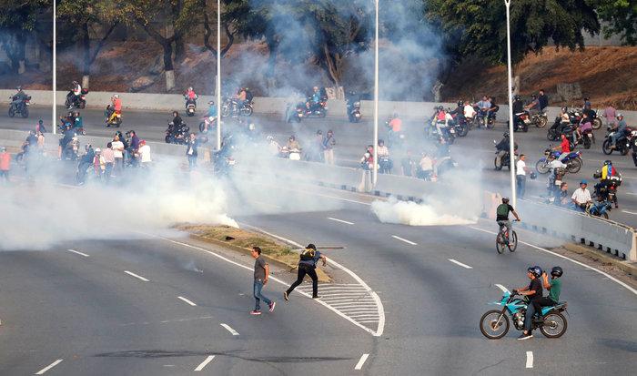 Γκουαϊδό: Άρχισε η «τελική φάση» εκδίωξης του Μαδούρο (βίντεο)