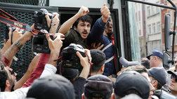 Κωνσταντινούπολη: Συλλήψεις και επεισόδια για την Πρωτομαγιά