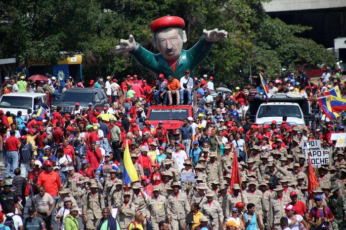 Στην πρεσβεία της Ισπανίας στο Καράκας κατέφυγε ο Λόπεζ (φωτό) - εικόνα 6