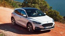 Ηρθε το Ford Focus Active στην Ελλάδα  Από 21.393€