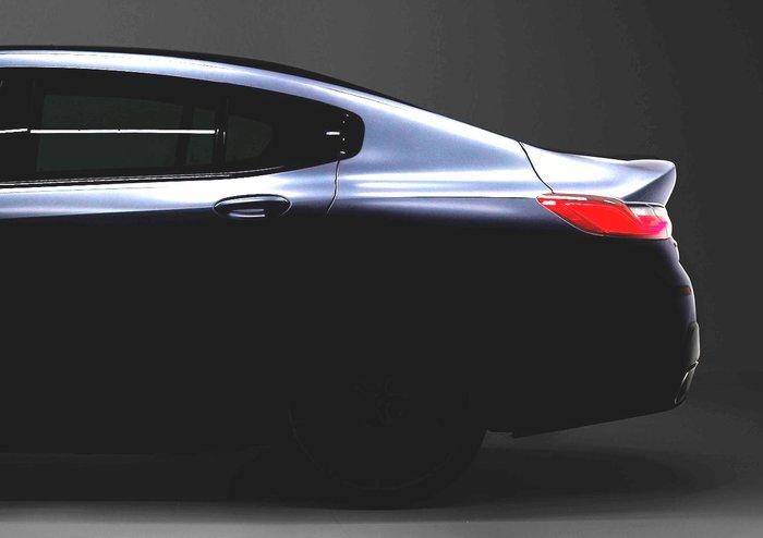 Η σιλουέτα της νέας BMW 8 Gran Coupe αρκεί για να συναρπάσει