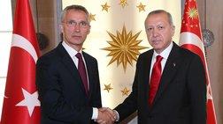 Την στήριξη του ΝΑΤΟ στην Αν. Μεσόγειο ζητεί ο Ερντογάν