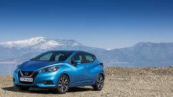 Το Nissan MICRA 100PS με 149 ευρώ το μήνα