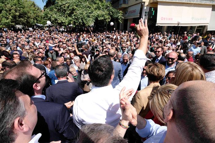 Τσίπρας από Αρτα: Στο τέλος του χρόνου τα μέτρα των πολλών - εικόνα 3