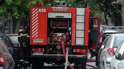 Θεσσαλονίκη: Φωτιά σε διαμέρισμα- Απεγκλωβίστηκε η οικογένεια