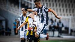 Ντάμπλ για τον ΠΑΟΚ-Πήρε και το Κύπελλο επικρατώντας της ΑΕΚ με 1-0
