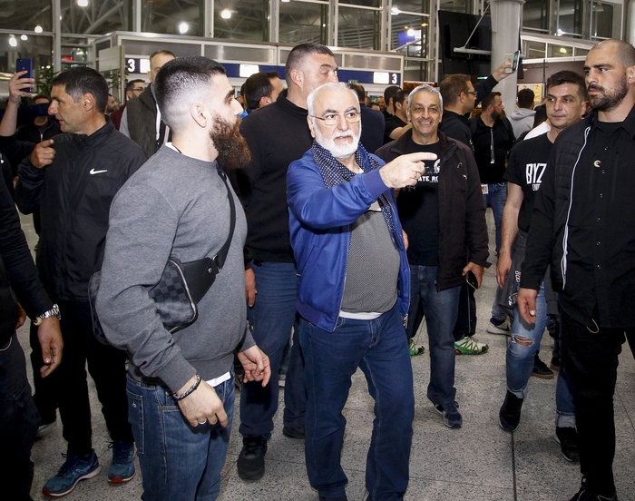 Η νύχτα μέρα στη Θεσσαλονίκη για τον νταμπλούχο ΠΑΟΚ [Εικόνες-Video] - εικόνα 9