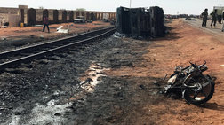 Νιγηρία: 76 νεκροί από έκρηξη βυτιοφόρου