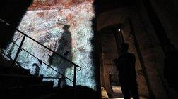 Στο φως μια άγνωστη αίθουσα από το παλάτι του Νέρωνα