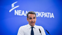 Mητσοτάκης: Ο Τσίπρας λέει ψέματα 7 μέρες την εβδομάδα