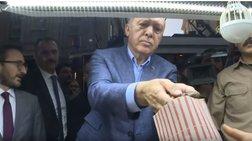 Πόσο κόστισαν σε ευρώ τα κάστανα του Ερντογάν;