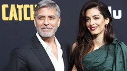 Τζορτζ και Αμάλ: ένα από τα πλουσιότερα ζευγάρια στον κόσμο