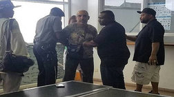 Συνελήφθη στην Καραϊβική ο Αλκης Δαυίδ