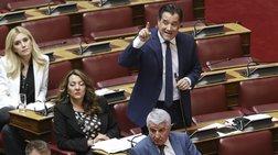 Μήνυση Γεωργιάδη σε Μανιό μετά από αντιπαράθεση στη Βουλή