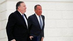 Πομπέο: «Η Ουάσιγκτον επιθυμεί την εξομάλυνση των σχέσεων με τη Μόσχα»