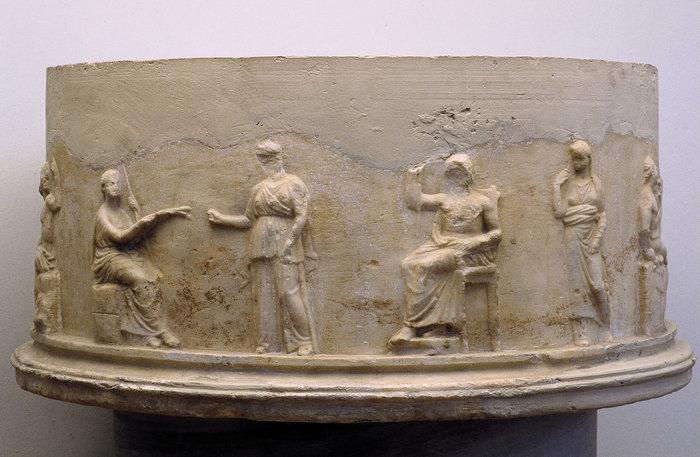 Μύθοι και ήρωες από την Ελλάδα στο Μουσείο της Ινδιανάπολης