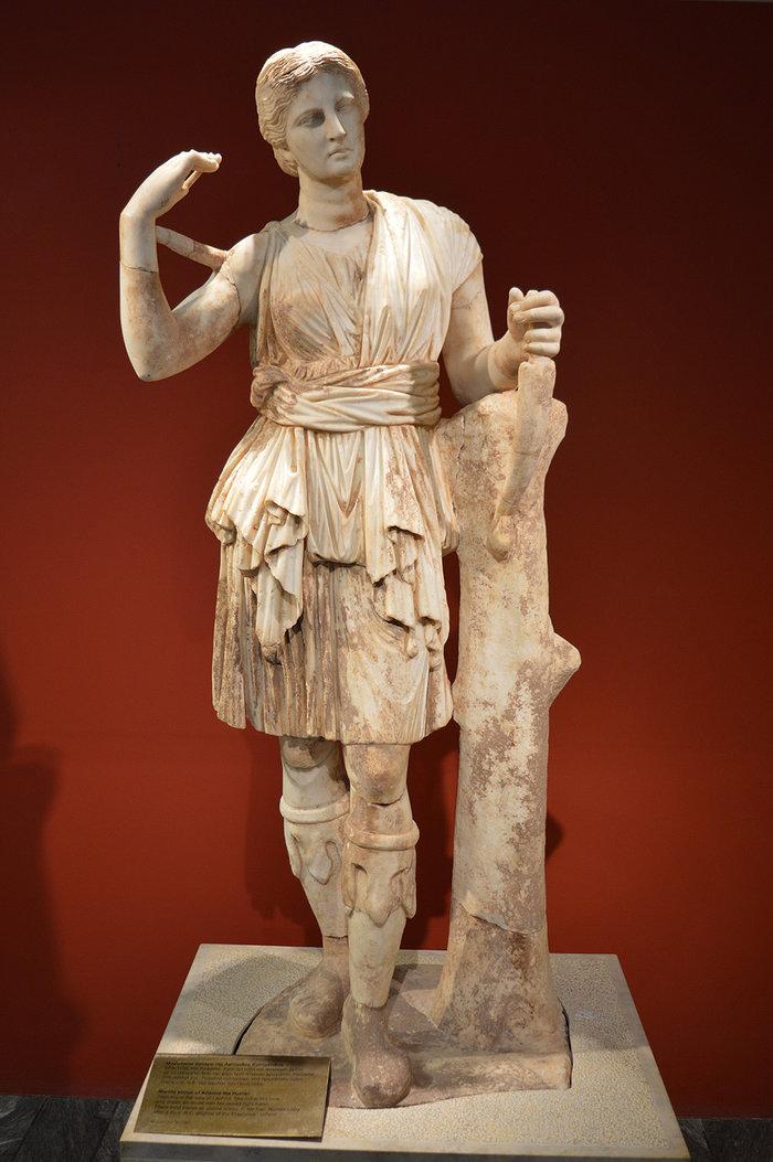 Μύθοι και ήρωες από την Ελλάδα στο Μουσείο της Ινδιανάπολης - εικόνα 4